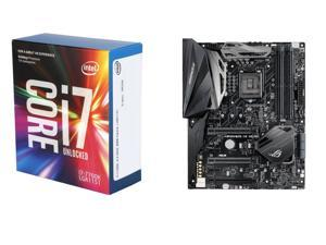 New Intel Bundle: Intel Core i7-7700K Kaby Lake Quad-Core 4.2 GHz LGA 1151 CPU, ASUS ROG Maximus IX Hero LGA1151 DDR4 DP ...