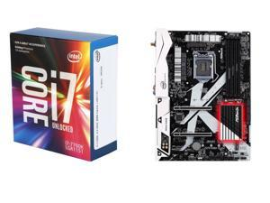New Intel Bundle: Intel Core i7-7700K Kaby Lake Quad-Core 4.2 GHz LGA 1151 CPU, ASRock Z270 KILLER SLI/AC Intel Z270 MB