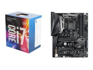 New Intel Bundle: Intel Core i7-7700 Kaby Lake Quad-Core 3.6 GHz LGA 1151 CPU, ASUS ROG Maximus IX Hero LGA1151 DDR4 DP HDMI ...