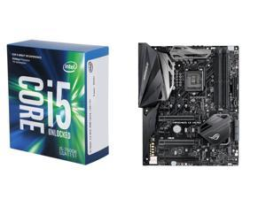 New Intel Bundle: Intel Core i5-7600K Kaby Lake Quad-Core 3.8 GHz LGA 1151 CPU, ASUS ROG Maximus IX Hero LGA1151 DDR4 DP ...