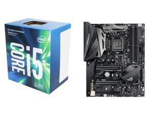 New Intel Bundle: Intel Core i5-7600 Kaby Lake Quad-Core 3.5 GHz LGA 1151 CPU, ASUS ROG Maximus IX Hero LGA1151 DDR4 DP HDMI ...