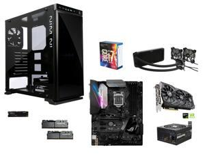 Combo: Intel Core i7-7700K Kaby lake Quad-Core 4.2GHz, ASUS ROG Z270E GAMING ATX MOBO, G.SKILL 16GB DDR4 3200MHz, EVGA 850W ...