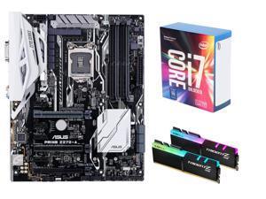 Intel Core i7-7700K Kaby Lake Quad-Core 4.2 GHz LGA 1151 Processor, G.SKILL TridentZ RGB Series 16GB (2 x 8GB) 288-Pin DDR4 ...