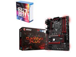 MSI Z270 Intel Z270 SATA 6Gb/s USB 3.1 ATX Gaming Motherboard