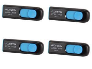 4-Pack ADATA UV128 16GB USB 3.0 Flash Drive