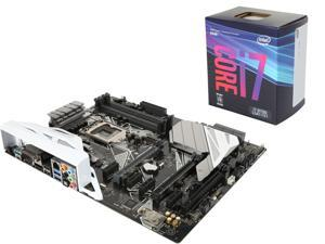 Intel Core i7-8700 Coffee Lake 6-Core 3.2 GHz LGA 1151 (300 Series) BX80684I78700 Desktop Processor Intel UHD Graphics 630, ...
