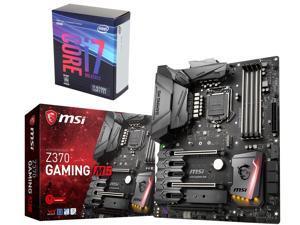 Intel Core i7-8700K Coffee Lake 6-Core 3.7 GHz (4.7 GHz Turbo) LGA 1151 (300 Series) 95W BX80684I78700K Desktop Processor ...