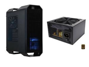 Raidmax II ATX / Micro ATX / Mini-DTX Computer Case Bundle