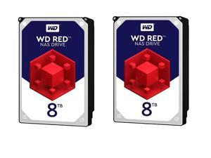 2-Pack Western Digital WD80EFZX 3.5