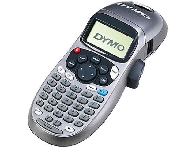 dymo letratag lt 100h personal label maker. Black Bedroom Furniture Sets. Home Design Ideas