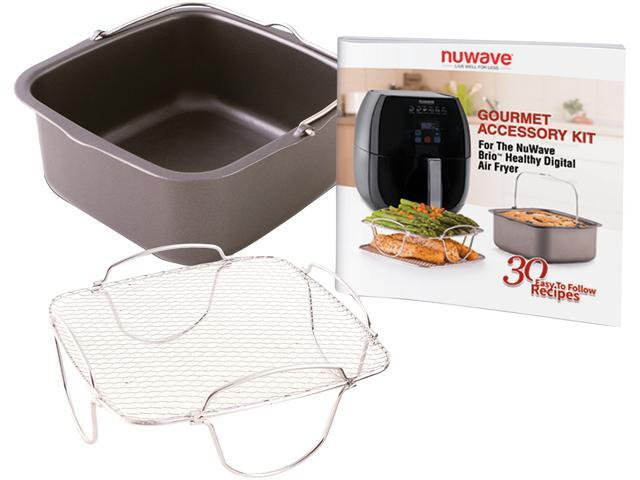 Nuwave Brio Air Fryer Accessory Pack Newegg Ca