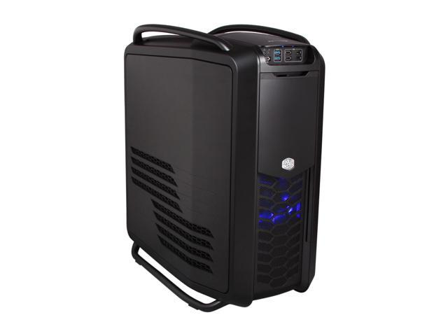 Cooler Master Cosmos II - Ultra Tower Computer Case with Metal Body and Hinged Side Panels