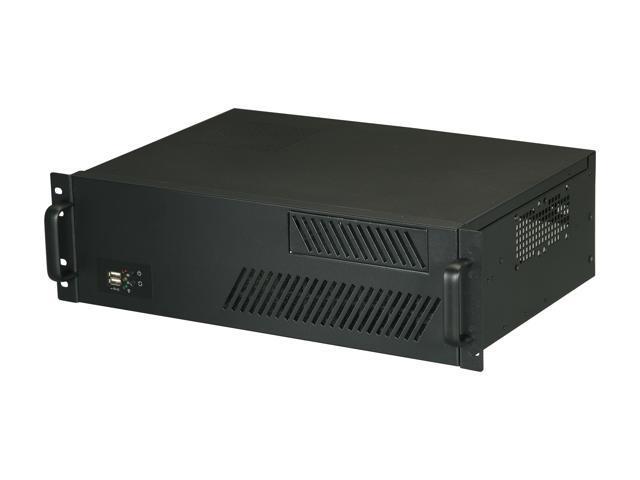 ARK IPC-3U303 Black 3U Rackmount Server Case