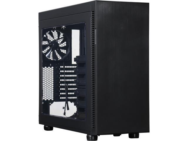 Thermaltake Suppressor F51 E-ATX Mid Tower Tt LCS Certified Gaming Silent Computer Case CA-1E1-00M1WN-00