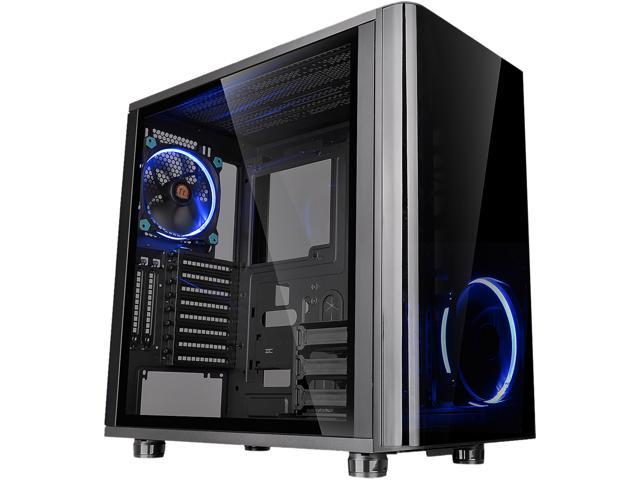 Thermaltake View 31 Dual Tempered Glass Atx Tt Lcs