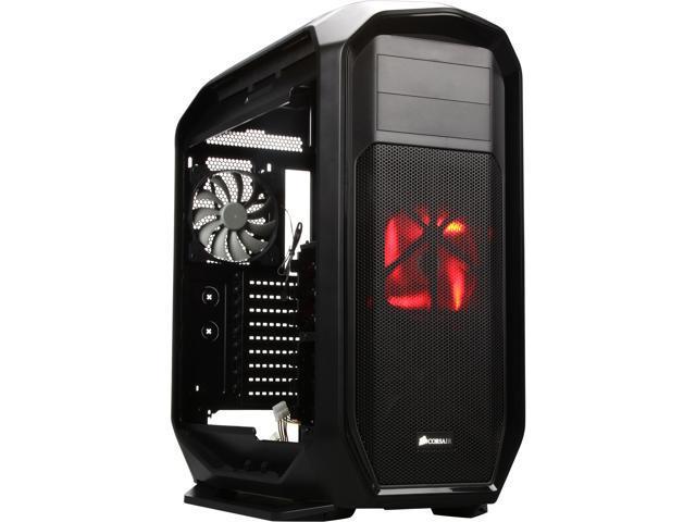 Corsair Graphite Series CC-9011063-WW Black ATX Full Tower 780T Full Tower PC Case