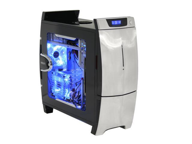 NZXT LEXA-NP Black/ Silver Aluminum Construction 