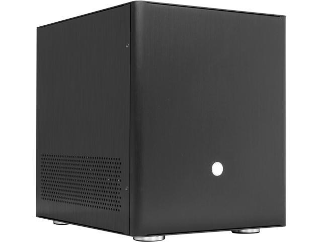 Rosewill Legacy V4-B Black - Aluminum Alloy Micro ATX Computer Case