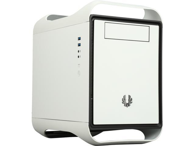 BitFenix BFC-PRM-300-WWWKW-RP White Steel / Plastic Computer Case PS2 ATX (bottom___ multi direction) Power Supply
