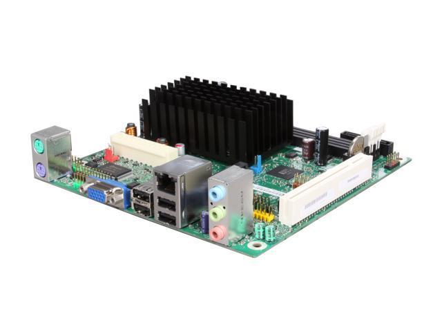 Intel BOXD510MO Intel Atom D510 Intel NM10 Mini ITX Motherboard/CPU Combo