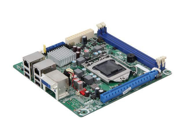 Intel S1200KP Mini ITX Server Motherboard LGA 1155 Intel C206 DDR3 1066/1333