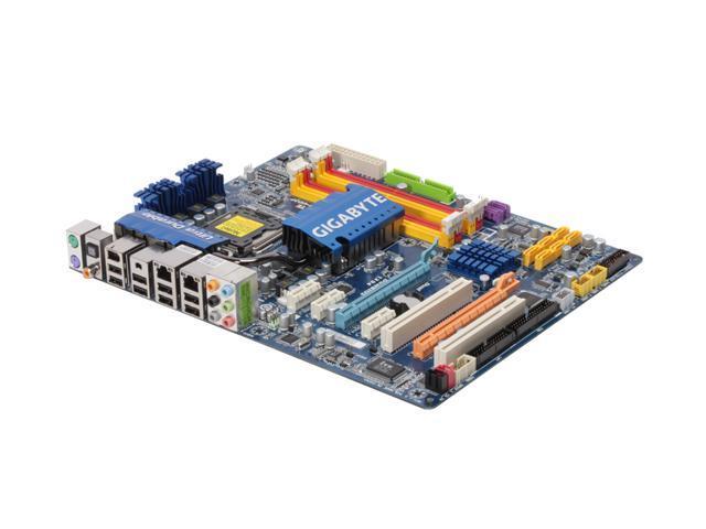 GIGABYTE GA-EP45-UD3P LGA 775 Intel P45 ATX Intel Motherboard
