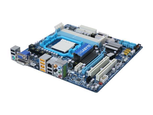 GIGABYTE GA-MA785GMT-UD2H AM3 AMD 785G HDMI Micro ATX AMD Motherboard