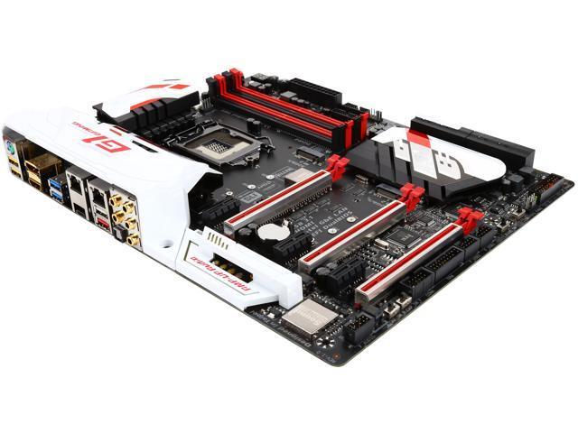 GIGABYTE G1 Gaming GA-Z170X-Gaming GT (rev. 1.0) LGA 1151 Intel Z170 HDMI SATA 6Gb/s USB 3.1 USB 3.0 ATX Intel Motherboard