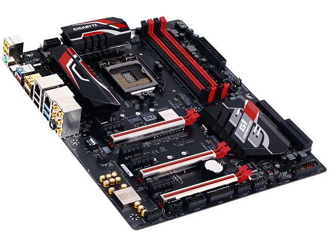 GIGABYTE G1 Gaming GA-Z170X-Gaming 5 (rev. 1.0) LGA 1151 Intel Z170 HDMI SATA 6Gb/s USB 3.1 USB 3.0 ATX Intel Motherboard