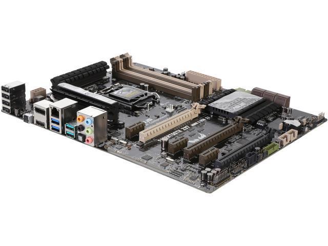 ASUS SABERTOOTH Z97 MARK 2/USB 3.1 LGA 1150 Intel Z97 HDMI SATA 6Gb/s USB 3.1 USB 3.0 ATX Intel Motherboard