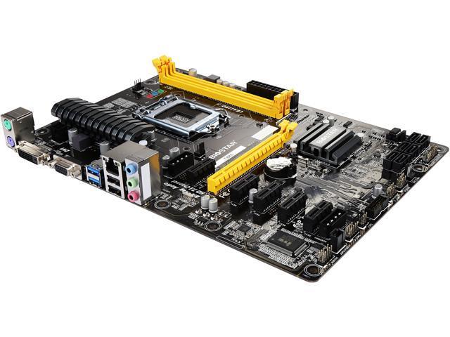 Asrock B85M BTC Intel Rapid Start XP