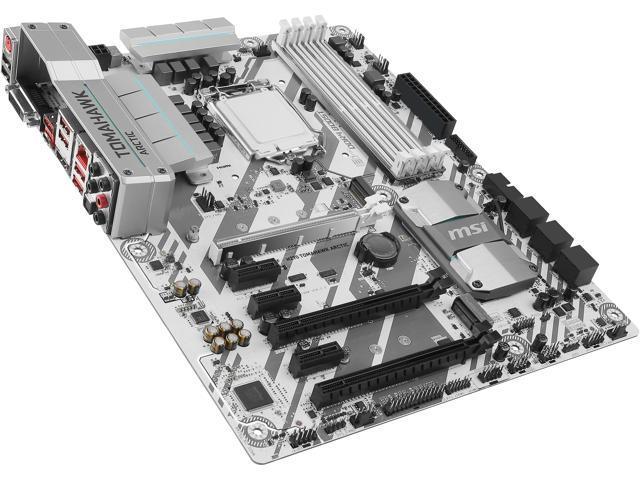 NeweggBusiness - MSI H270 TOMAHAWK ARCTIC LGA 1151 Intel