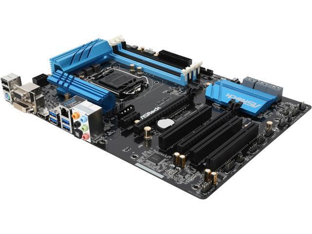 ASRock Z97 Extreme3 LGA 1150 Intel Z97 HDMI SATA 6Gb/s USB 3.0 ATX Intel Motherboard