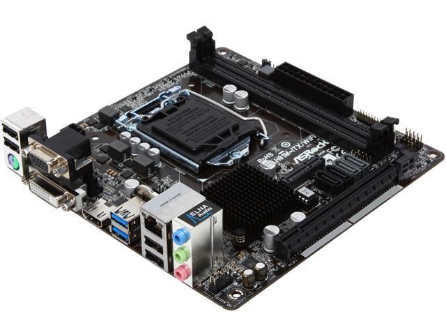 ASRock H81M-ITX XFast USB Driver Download