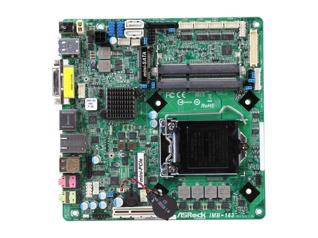 ASRock IMB-183 Intel LAN Drivers for Windows Download