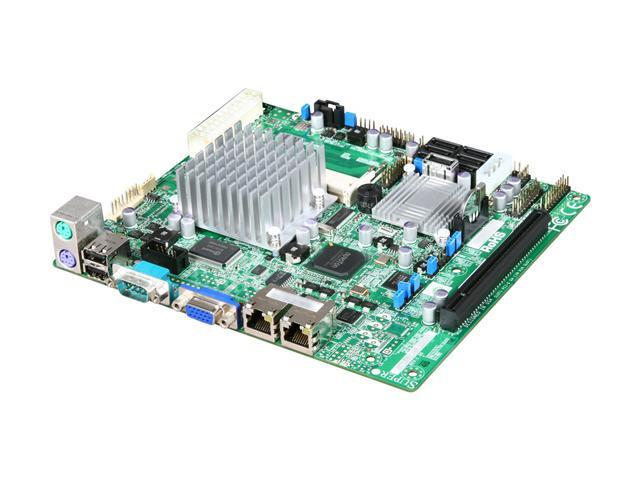 SUPERMICRO MBD-X7SPE-HF-D525-O Proprietary Server Motherboard
