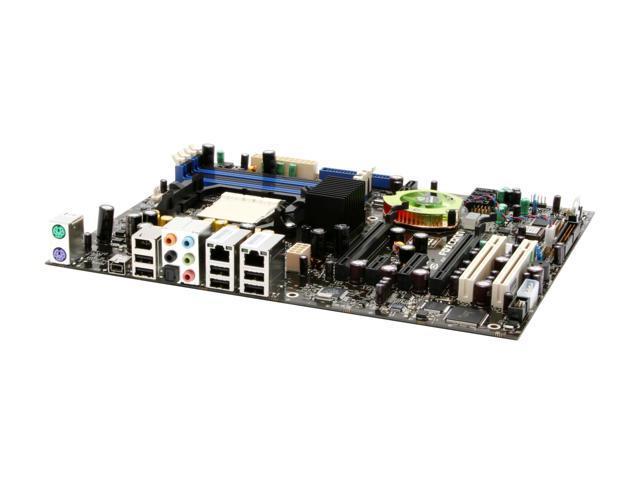 Foxconn C51XEM2AA- 8EKRS2H AM2 NVIDIA nForce 590 SLI MCP ATX AMD Motherboard