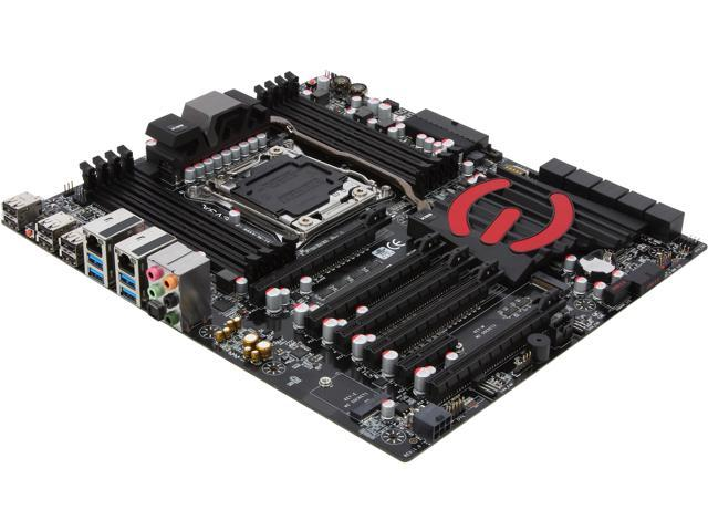 EVGA X99 Classified (151-HE-E999-KR) LGA 2011-v3 Intel X99 SATA 6Gb/s USB 3.0 Extended ATX Intel Motherboard