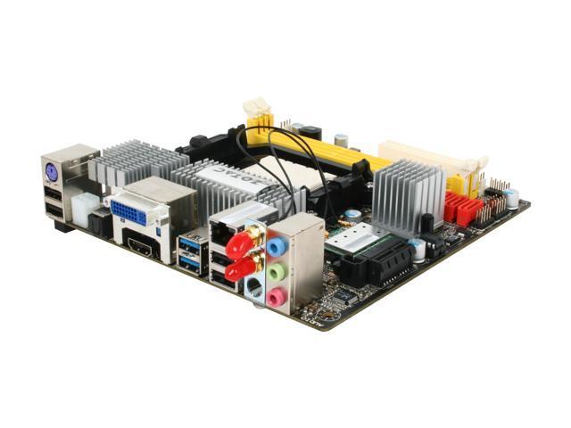 ZOTAC 880GITX-A-E AM3 AMD 880G SATA 6Gb/s USB 3.0 HDMI Mini ITX AMD Motherboard