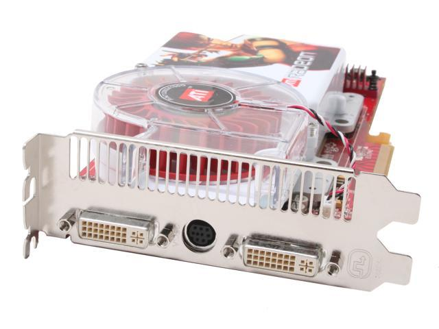 ATI Radeon X1800XT DirectX 9 100-435705 Video Card