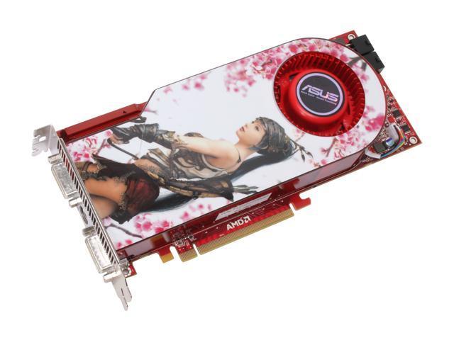 ASUS Radeon HD 4870 DirectX 10.1 EAH4870/HTDI/512M Video Card