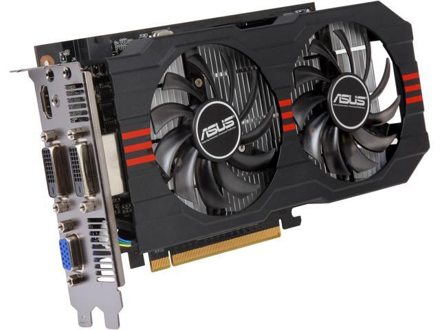 ASUS GTX 700 GeForce GTX 750 Ti DirectX 11 GTX750TI-OC-2GD5 2GB 128-Bit GDDR5 PCI Express 3.0 HDCP Ready Plug-in Card Video Card