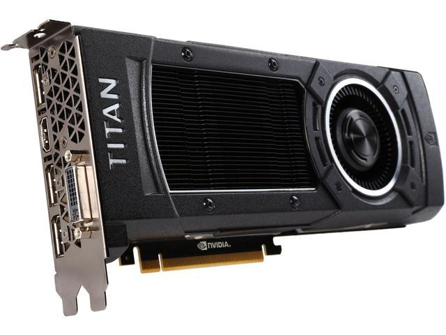 ASUS GeForce GTX TITAN X GTXTITANX-12GD5 12GB 384-Bit GDDR5 PCI Express 3.0 HDCP Ready SLI Support Video Card