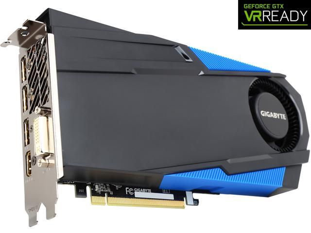GIGABYTE GeForce GTX 970 4GB TWIN TURBO OC EDITION