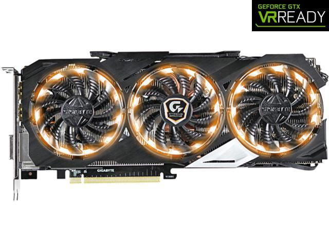 GIGABYTE GeForce GTX 980 4GB XTREME GAMING OC EDITION