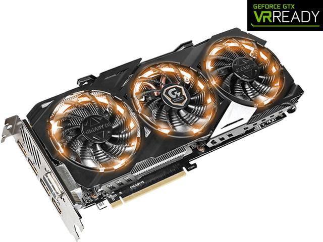GIGABYTE GeForce GTX 970 4GB XTREME GAMING OC EDITION