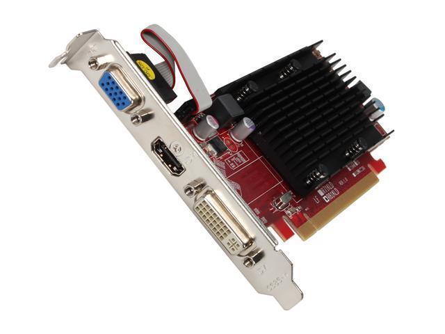 Visiontek Radeon HD 5450 2GB DDR3 (DVI-I, HDMI, VGA ...