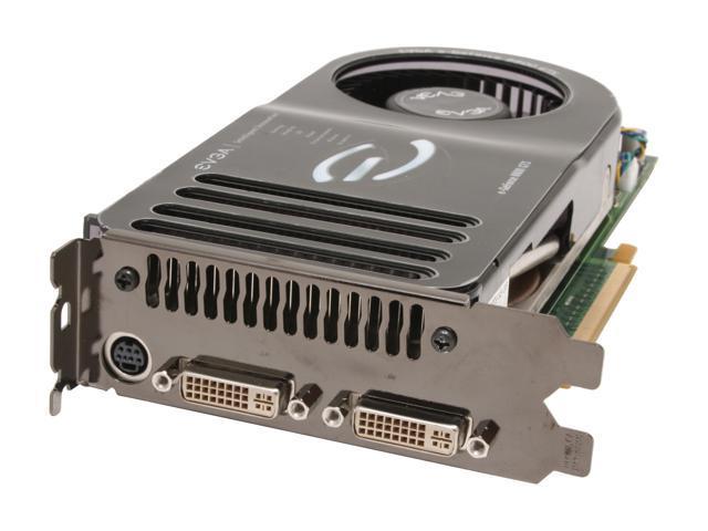 EVGA 8800GTS 640MB GDDR3 PCI-E