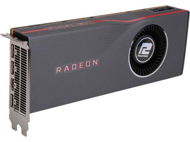 PowerColor AMD Radeon RX 5700 XT 8GB GDDR6 AXRX 5700XT 8GBD6-M3DH