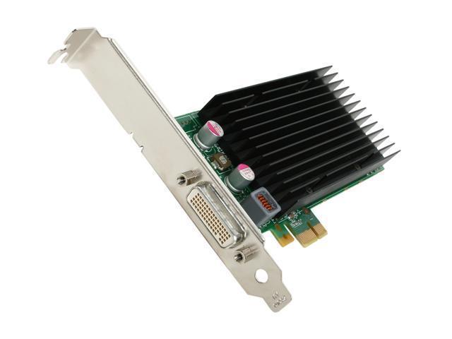 PNY Quadro NVS 300 VCNVS300X1-PB 512MB DDR3 PCI Express x1 Low Profile Workstation Video Card